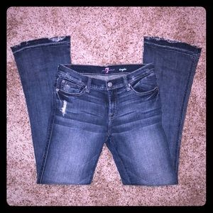 7 for all mankind teen jeans